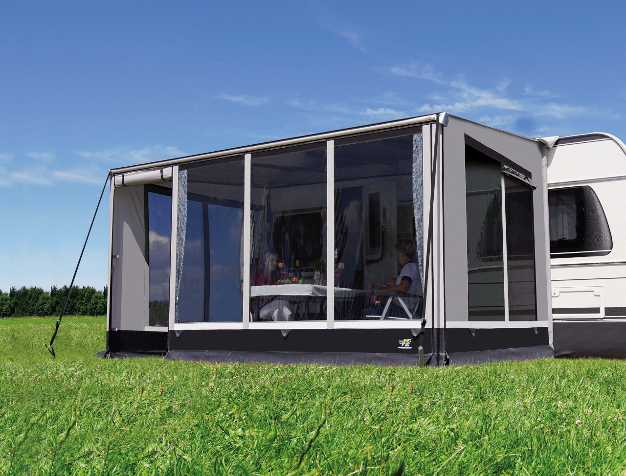 wigo markise rolli premium 3 x 2 5 m 93 780 fun and home. Black Bedroom Furniture Sets. Home Design Ideas