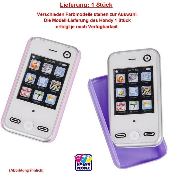 Happy People 61069 Smartphone Happy Girl mit Sprache