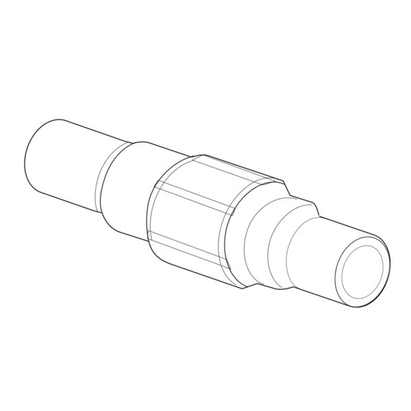 "Dometic CHECK VALVE Rücklaufventil 1 ½"" (38 mm) * 9108709375"