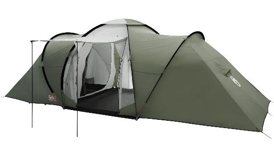 Coleman® Vis-a-Vis Zelt Ridgeline 6 Plus 640 x 230 x 160/205 cm  ~ 072/367
