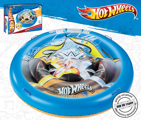 Happy People 16153 Hot Wheels Badeinsel