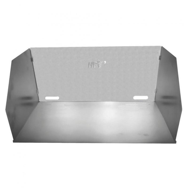 HPV Aluminium Windschutz für 2-flamm Kocher  ~ 310/660