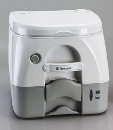 Dometic Portable Toilette 972 weiß-grau 9108557679