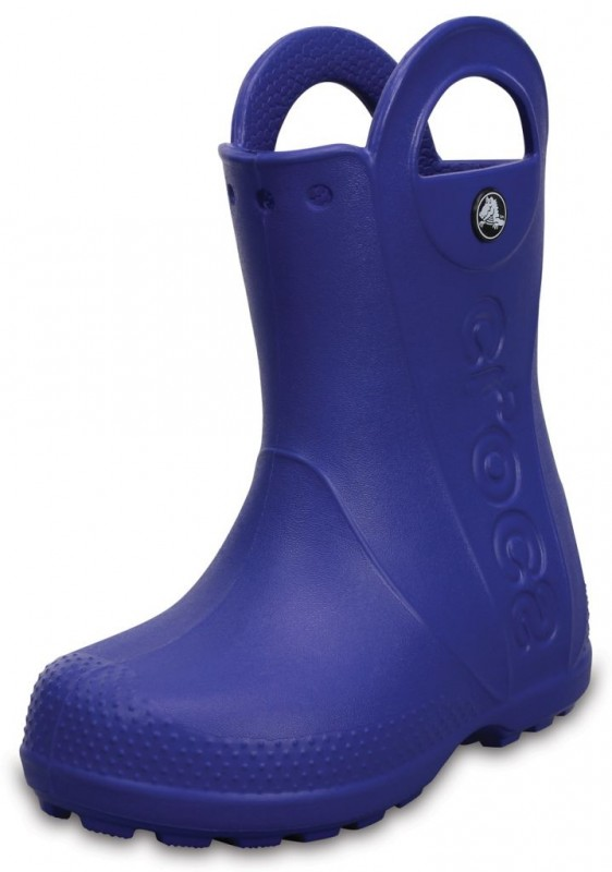 Crocs™ Handle It Rain Boot Kids Cerulean Blue, Größe 2930 ~ 74 532
