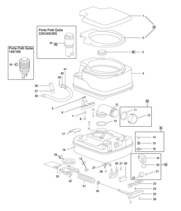thetford verschlusskappe f r schwenkarm dichtung f r. Black Bedroom Furniture Sets. Home Design Ideas